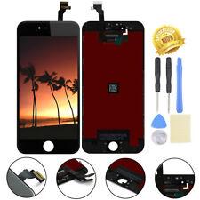 Für iPhone 6 Plus A1522 A1524 RETINA LCD Glas Display Touchscreen Front Schwarz