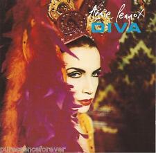 ANNIE LENNOX - Diva (UK 11 Track 1992 CD Album)