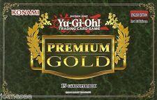 Rare Premium Gold Individual Yu-Gi-Oh! Cards