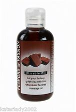 (9,33€/100ml) Kissable (Küssbares) Massageöl Schokolade - 150ml