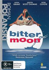 Bitter Moon (DVD, 2010)*R4*Terrific Condition*Polanski Film*RARE**
