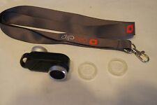 olloclip with strap 4-IN-1 for iPhone 6/6s and 6/6s Plus Silver Lens/Black Clip