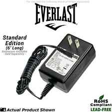 Everlast E74R Walk-Thru Exercise Bike AC Adapter (STND)