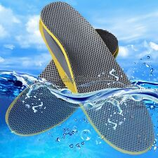 Soft 1 Pair Arch Foot Orthotics Shoe Insoles Pad High Elasticity Inner Sole Pad