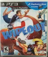 Wipe Out Sony Playstation 3 PS3 Complete