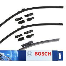 VW Golf MK6 Hatch Bosch Aerotwin Front & Rear Window Windscreen Wiper Blades