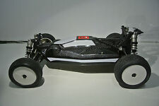LOSI TEAM LOSI RACING TLR  22-4 REAL CARBON FIBER BODY BY FINAL EVOLUTION 1/10