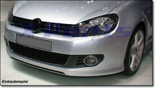 Golf 6 Frontspoiler Stoßstange ABS Spoiler Frontschürze Ansatz Frontlippe Lippe