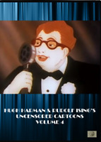 Hugh Harman & Rudolf Ising's Uncensored Cartoons Vol. 4 - w/ Happy Harmonies etc