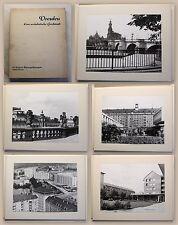 Dresden eine sozialistische Großstadt 10 Original Fotovergrößerungen um 1970 xz
