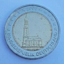Allemagne 2008 atelier G pièce de 2 euro commémorative neuve