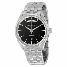 New Hamilton Jazzmaster Black Dial Stainless Steel Men's Watch H42565131