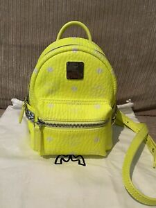 Authentic Brand New MCM SuperMINI BACKPACK RRP :$799