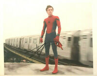 "Tom Holland ""Spiderman"" Autographed Hand Signed 8x10 Photo w/Hologram COA"