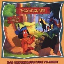 YAKARI - LIEDERALBUM ZUR TV-SERIE  CD NEU