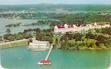 Vintage The Wentworth By The Sea Postcard Portsmouth New Hampshire