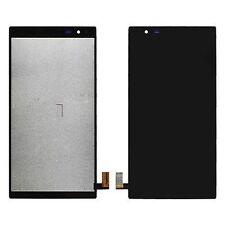 LG K8V M1V VS500 LCD Screen Display with Digitizer Touch and Bezel Frame, Black