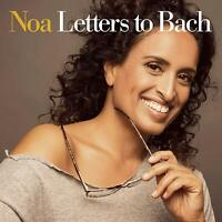 NOA - LETTERS TO BACH   CD NEU