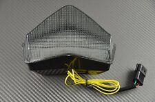 Luz trasera LED tintado con señal vuelta Triumph Speed triple 1050 2004 05 06 07