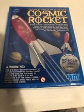 Great Gizmos Cosmic Rocket New Kids Science Experiment School Project Xmas Gift