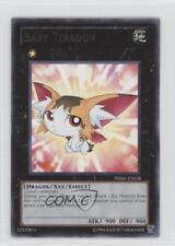 2011 Yu-Gi-Oh! Photon Shockwave #PHSW-EN038 Baby Tiragon YuGiOh Card 0g4
