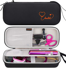 Canboc Stethoscope Carrying Case For 3m Littmann Classic Iii Lightweight Ii Iv