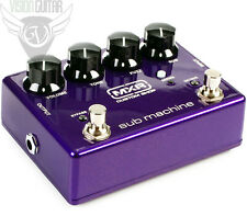 NEW! MXR M225 Sub Machine Fuzz - La Machine Fuzz with Old School Sub Octave!