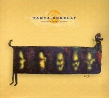 TANYA DONELLY - WHISKEY TANGO GHOST  CD NEU