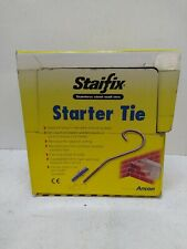 100 x Staifix Stainless Steel Wall Starter Ties CIWT0265