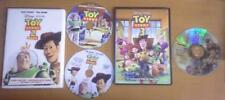 Disney TOY STORY TRILOGY 1 2 3 DVD Lot ~ Authentic collection ~ FREE SHIPPING