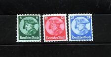 German Empire Michel No 479-481 perfectly MINT 320 EURO Catalogue value
