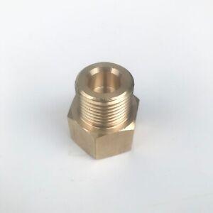 Sodastream Adapter Regulator CO2 Corny Keg 6ACME6G-W21.8 DIN477 Kegland KL155661