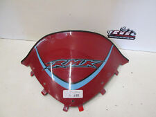POLARIS RMK IQ WINDSHIELD LOW RED 2875500 NEW OEM