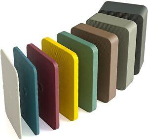 NEU INNONEXXT® Premium Unterlegplatten 60 x 40 mm, 80 Stk Abstandshalter Klotz