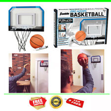 New Mini Basketball Hoop Pro Ball Kids Adults Over The Door Sports Activity Game