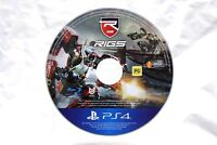 RIGS Mechanized Combat League Game PlayStation 4 PS4  - Disc Only