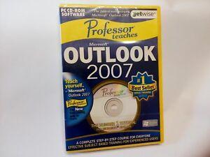 Professor Teaches Microsoft Access 2007 PC-Cd-Rom Software (bd)