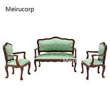 1/12 scale dollhouse miniature furniture Model Chair and sofa set