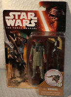 Star Wars The Force Awakens Constable Zuvio 3.75 In Action Figure