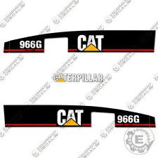 Caterpillar 966g Decal Kit Front End Loader Equipment Decals 966 G Series 2