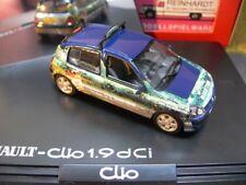 1/43 Norev Renault Clio Auto Ecole Marietton 2002 1.9 d Ci 517510