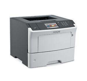 Lexmark M1145 Mono A4 Duplex USB Network Desktop Laser Printer + Warranty