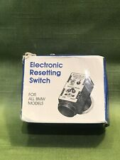 Electronic resetting service switch for all BMW models A7