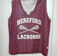 HEREFORD HIGH SCHOOL Lacrosse Jersey LAX Rare BALTIMORE COUNTY MARYLAND