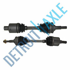 Both (2) Driver and Passenger CV Axle Draft Shafts for Grand AM Skylark Cavalier