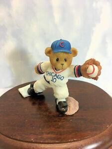 Cherished Teddies Chicago Cubs Ron Santo #905542  2001 NIB