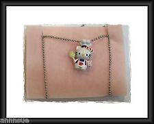 Kitty Hobby Necklace Cook Avon Jewelery - Hello
