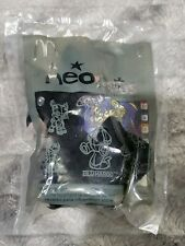 Neopets Black Shadow Blumaroo McDonalds Promo Mini Plush Toy New Sealed