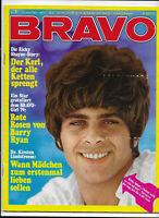 BRAVO Nr.2 vom 5.1.1970 Ten Years After, George Lazenby, Ricky Shayne....
