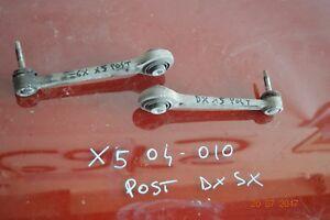 BRACCIO OSCILLANTE POST SX E DX BMW X5 2004.10 2.0 DIESEL